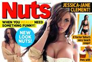 Nuts: among the lads' mags to have shed readers in the past year says the NRS