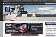 Navy uses digital app to recruit engineers