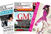 Independent on Sunday continues sales decline