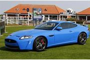 Jaguar: becomes first official partner of The Jockey Club