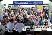The Co-op: a Co-operative Village event in 2011