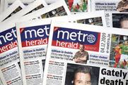 Metro Herald: launched today