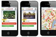 VisitEngland: free iPhone app promotes UK-based holidays
