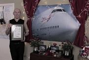Virgin Atlantic: online film promotes Flight Tracker iPhone app