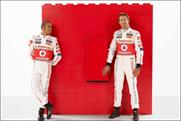 Santander: ads feature brand ambassadors Lewis Hamilton and Jenson Button