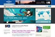 BBC Worldwide to handle Lonely Planet online ad sales