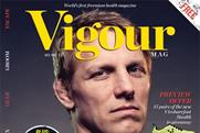Vigour Mag: 100,000 pilot copies are being distributed in London