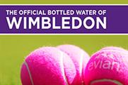 Evian|: offers VIP Wimbledon tickets in latest campaign