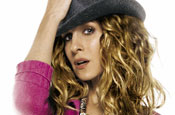 Gap: Sarah Jessica Parker models the 2004/05 range