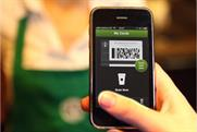 Starbucks: introduced mobile payments into the UK this year via an iPhone app