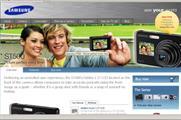 Samsung debuts camera ad campaign