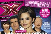 The X Factor Magazine: launches this week in Tesco stores