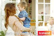 Singer Stacey Solomon stars in Iceland ad