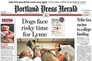 The Portland Press Herald: blogger calls paper 'gutless'