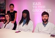 Ear to the Ground welcomes new staff with Sensory Induction