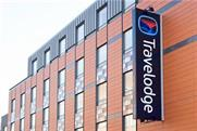 Travelodge: says it has more rooms than any other hotel brand in London