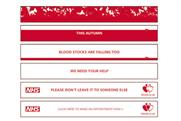 Blood donation: ad campaign got green light