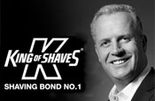 King of Shaves: offers shaving bonds
