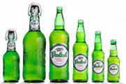 Grolsch: The beer is maintaining its premium positioning and pricing despite struggling sales