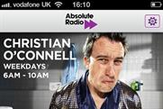 Absolute Radio: the Christian O'Connell OC Clock Radio app