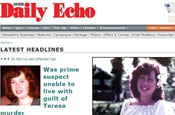 Daily Echo: Newsquest site receives make over