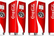 Coca-Cola: rolls out self service drink machines