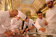 Rhubarb says The Dîner des Grands Chefs was one of its top 2013 events