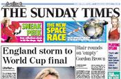 Sunday Times: data-driven marketing