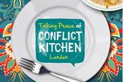 Conflict Kitchen is part of the Talking Peace festival
