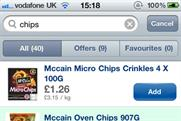 Tesco: grocery app shoots to the top of the chart