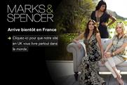 M&S: returning to France after a 10-year absence