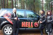 Energy drink Hell aims to take on Red Bull with UK experiential push