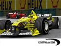 Formula One 2001 World game