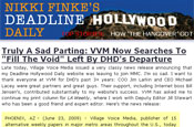 Deadline Hollywood: bought by Mail.com Media Corporation