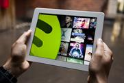 Spotify: makes its debut on the iPad