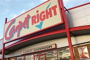 Carpetright: retains Different as its creative agency