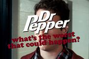 Dr Pepper: what's the worst that could happen? drive