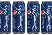 PPepsi: unveils Michael Jackson packaging