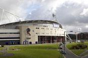 Reebok Stadium: home of Bolton Wanderers