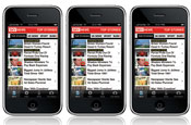 Sky News iPhone app: expanding to non-UK users