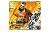 Action Man returns as an extreme-sports hero
