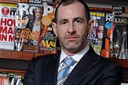 Simon Wear: Future's COO leaves the company