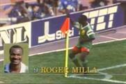 Coca-Cola: Roger Milla World Cup activity