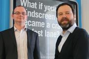 Admedia: Phil Daniel (left) and Mick Tedder