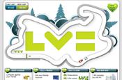 LV=: viral Christmas game