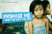 Unicef: 'Promise me' campaign by Rapp