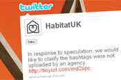 Habitat: apologised for inappropriate tweets