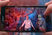 Sony: launches integrated Xperia Z campaign created by McCann London