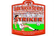 Ale brewer risks FIFA's wrath
