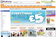 Play.com: claims to be UK's third-most-visited website